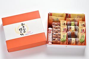 詰合せー大鳥居(5種類フレッシュパック)