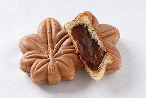 もみじ饅頭(単品)チョコレート