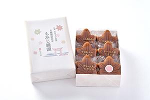 もみじ饅頭6個入(5種類+春小町)