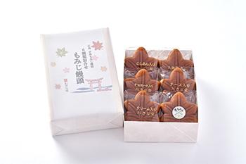 もみじ饅頭6個入(5種類+雪)