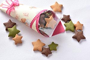 星のサブレ(ピンク)