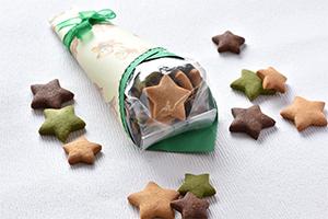 星のサブレ(緑)